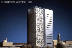SOM scale model Bank of Kuwait