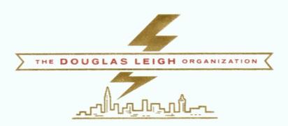 Douglas Leigh logo