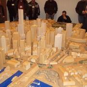 City Model Boston plan
