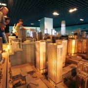 City Model self lit