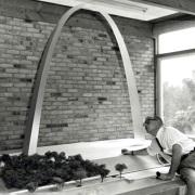 Eero Saarinen Gateway Arch