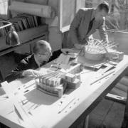 Le Corbusier Palace Model