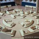 Public Seating Interior
