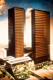 ArchiTwinTowers