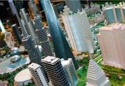 City Model angled