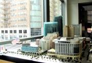 City Model downtown block study