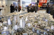 City Model Dubai Convention Exhibit