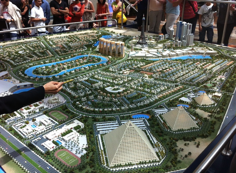 City model dubai planning we build the best scale models for Hotels in motor city dubai