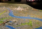 City Model London plan