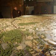City Model Riga Latvia