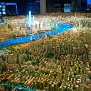 City Model Shanghai overview