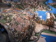 City Model Singapore large scale