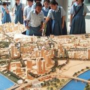 City Model Singapore school trip