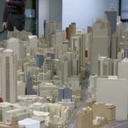 City Model Sydney detail