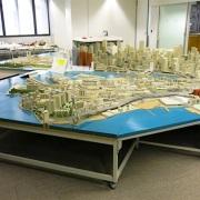 City Model Sydney on display