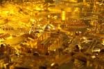 Rome in gold b