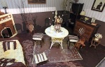 Chocolate Family Room
