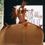 Chocolate Formal Gown