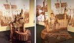 Chocolate German Castle