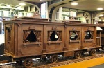Chocolate Locomotive