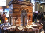 Chocolate Paris Arch