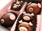 Chocolate Pigs