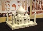 White Chocolate Taj Mahal